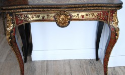 French Boule Card Table ( after restoration)