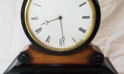Clock Case and movement Restoration