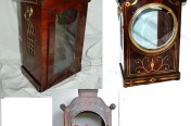 English Clock Case Restoration