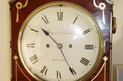 Georgian Clock Restoration