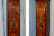 Queen Anne Grandfather Clock Restoration