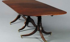 Regency Table Dining Table Restoration