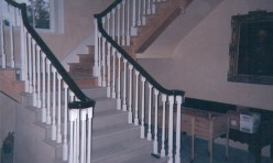 Bannister Design and construction