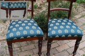 Cedar Chair Restoration