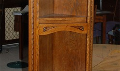 Corner Cupboard Restoration