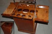 Drinks Cabinet Restoration - Deco