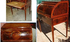 Writing Desk Restoration