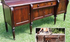 Sideboard Restoration