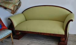 Regency Sofa Restoration
