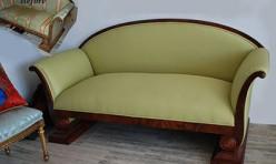 Regency Sofa Restoration